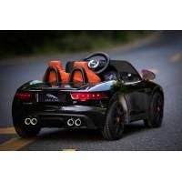 Радиоуправляемый детский электромобиль DMD-218 Jaguar RS-3 12V 2.4G - DMD-218