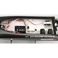 Радиоуправляемый катер с бесколлекторным мотором Feilun FT011 2.4G - FT011